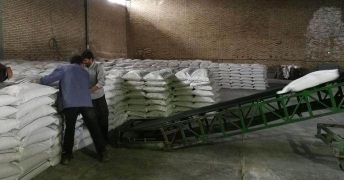 رشد 15 درصدی تامین کود شیمیایی استان سمنان