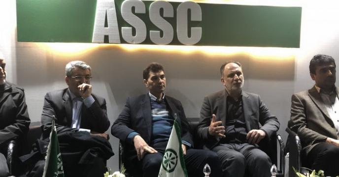 بازدید و مصاحبه جناب مهندس حمید رسولی در نمایشگاه بین المللی تهران