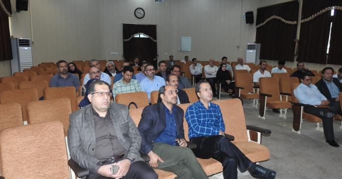 حضور مدیر و معاونین مرکز مطالعات کاربردی در همایش البرز