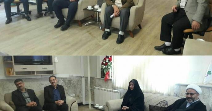انتصاب مدیر جدید جهاد کشاورزی شهرستان تاکستان