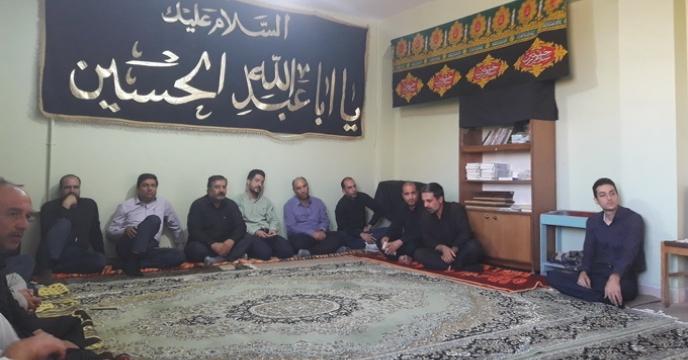 برگزاری مراسم زیارت عاشورا دراستان اصفهان