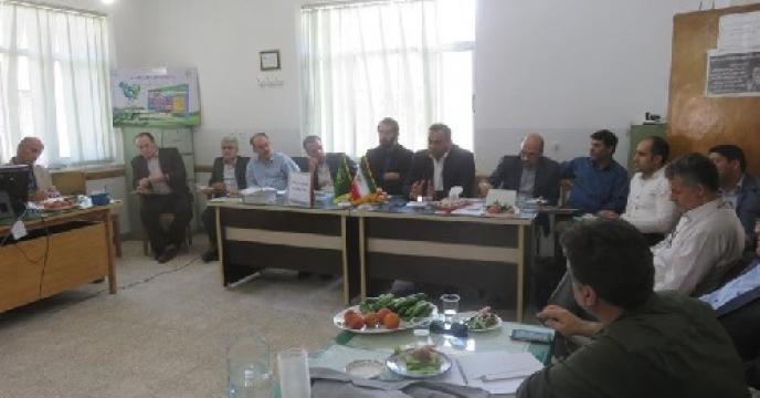 نشست اشتغال در مناطق محروم روستایی استان مازندران