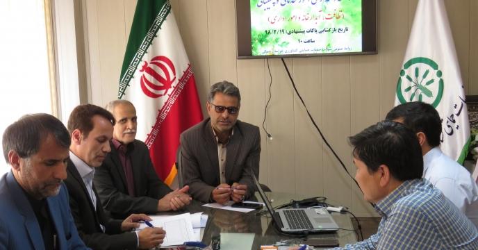 بازگشایی پاکات مربوط به مناقصات خراسان شمالی