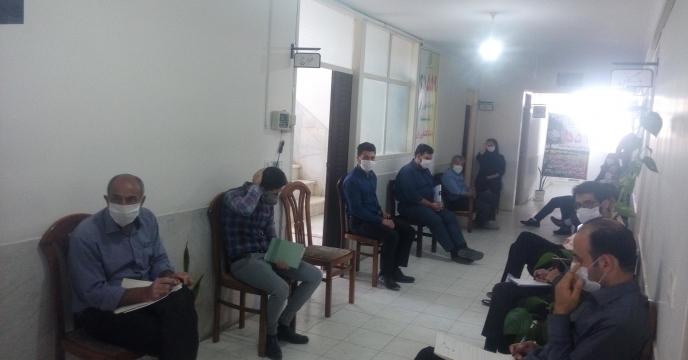 جلسه تامین کود در استان سمنان