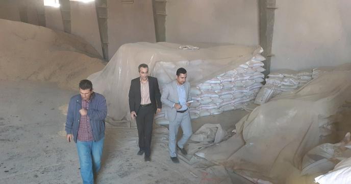 در هفته جاری هدایت خوبی از حمل کود  های فسفاته  از مبادی به انبار های گلستان شده است