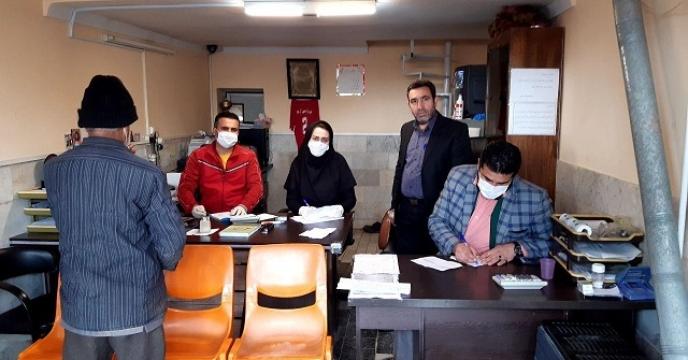 بازدید و نظارت دقیق از کارگزاری های کود در شهرستان آقلا گلستان