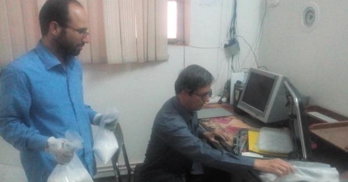 گزارش نمونه برداری از کودهای وارده به استان قم در شهریور ماه