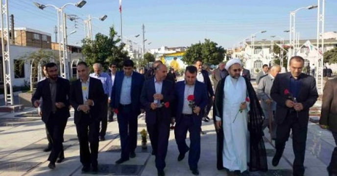 گرامیداشت اولین روز هفته دولت در استان مازندران