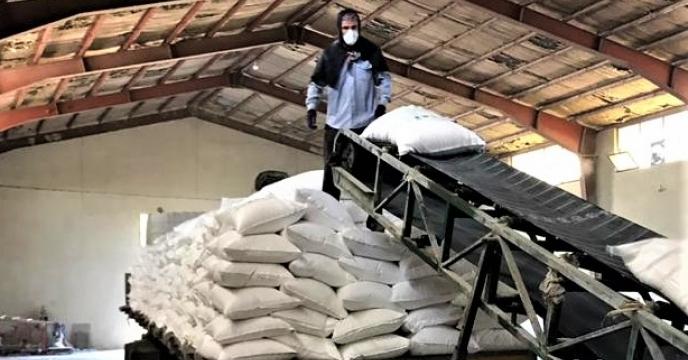 تامبن و ارسال مقدار 51 تن کود اوره  به شهرستان سلماس