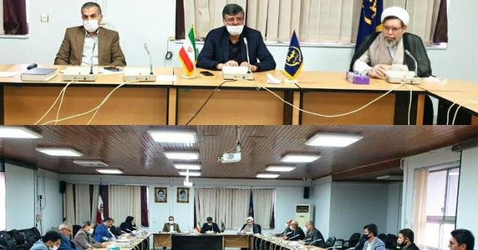 برگزاری سومین جلسه شورای معاونان سازمان جهادکشاورزی استان گلستان