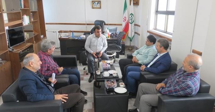 حضور کارشناسان مالی ستادی در استان مازندران