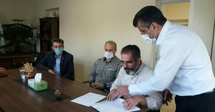 حضور همکاران محترم   حسابرسی ستاد  در استان مرکزی