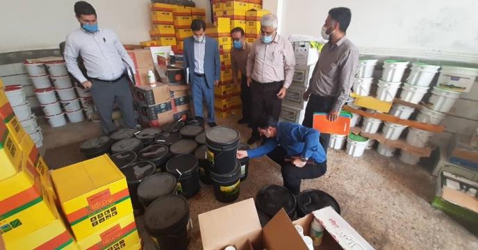 پایش کودی از فروشگاههای مجاز وخارج از شبکه( بازار های محیطی) در گلستان