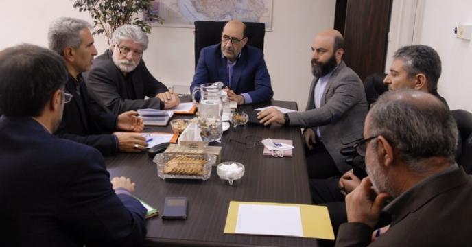 برگزاری جلسه کمیته پدافند غیرعامل