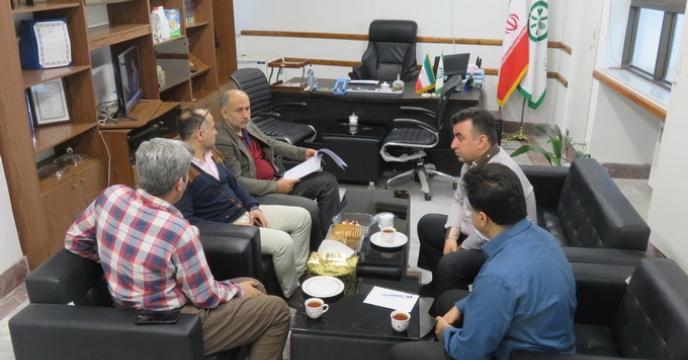 برگزاری نشست هماهنگی و برنامه ریزی در استان مازندران