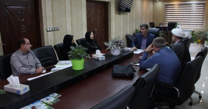 جلسه ستاد اقامه نماز در استان گیلان