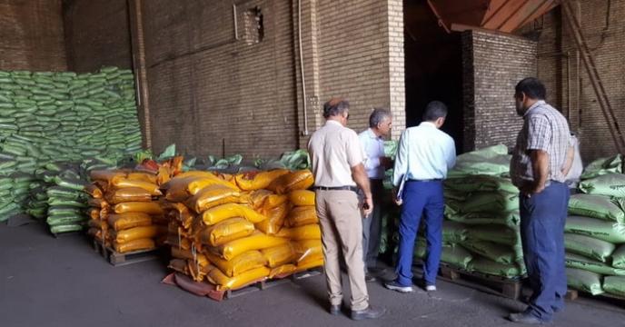 بازدید گروه پایش از شرکت کشاورزی گلسنک شهرک صنعتی اشکذر یزد