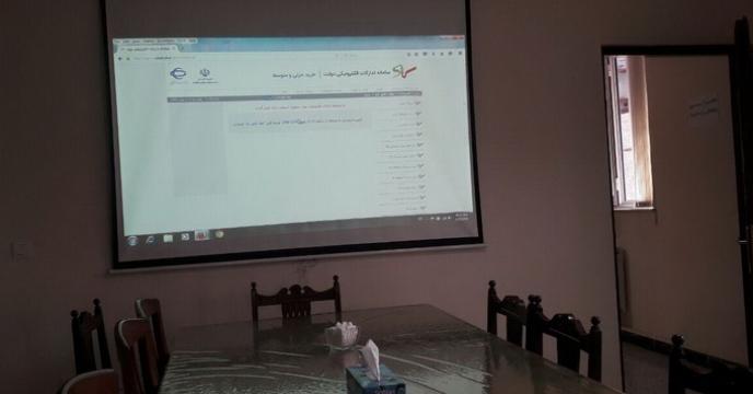 جلسه بازگشايي استعلام هاي خريد جزئي و متوسط سامانه تداركات الكترونيكي دولت (ستاد ) در استان آذربايجان شرقي برگزار شد .