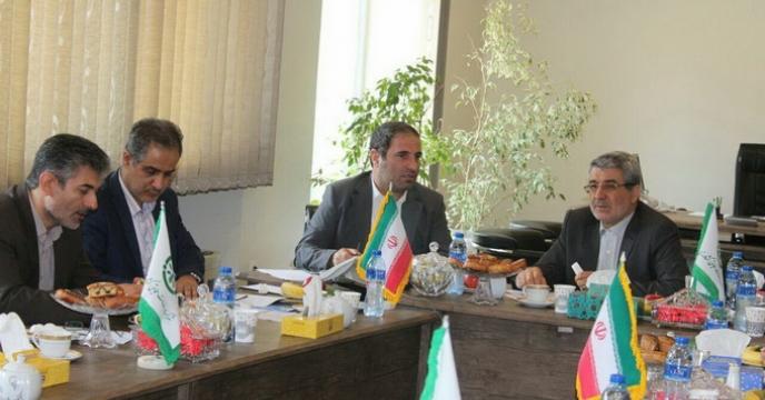 سیزدهمین جلسه ی شورای مدیران حوزه معاونت فنی و تولیدی