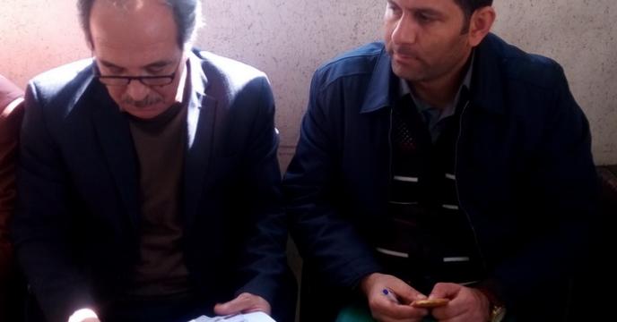 بازدید کارگروه استانی از کارخانه در استان ایلام