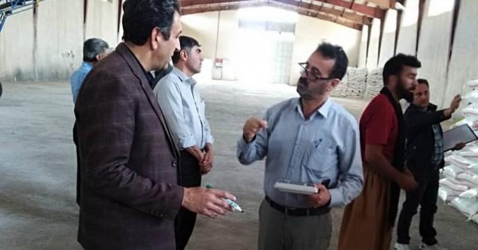 شروع عملیات انبار گردانی استان ایلام