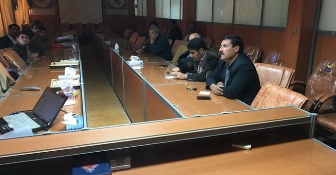 جلسه آموزشی و ترویجی سبد کودهای کشاورزی، استان کهگیلویه و بویراحمد