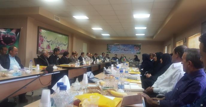 همایش تغذیه گیاهی و معرفی سبدکودی شرکت در استان اردبیل