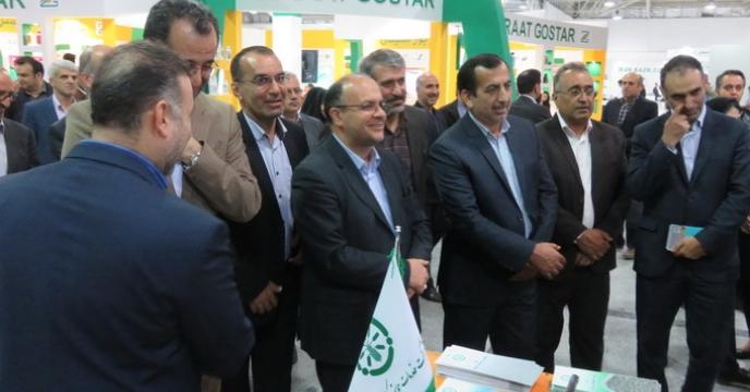 آشنایی نماینده مردم قائم شهر و سوادکوه در مجلس با فعالیت شرکت خدمات حمایتی کشاورزی