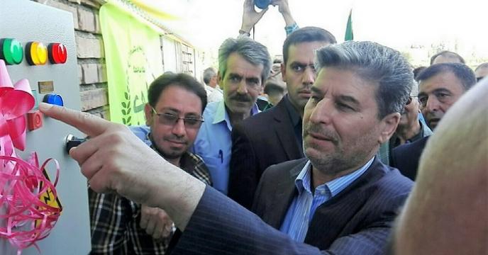 بزرگداشت هفته دولت درشرکت خدمات حمایتی کشاورزی استان آذربایجان غربی