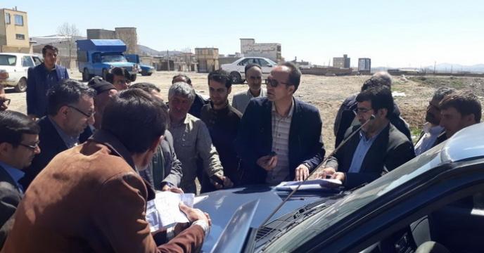 بازدید اکپی نظارتی کمیته توزیع کود استان از کارگزاران شهرستان های بستان آباد و هشترود