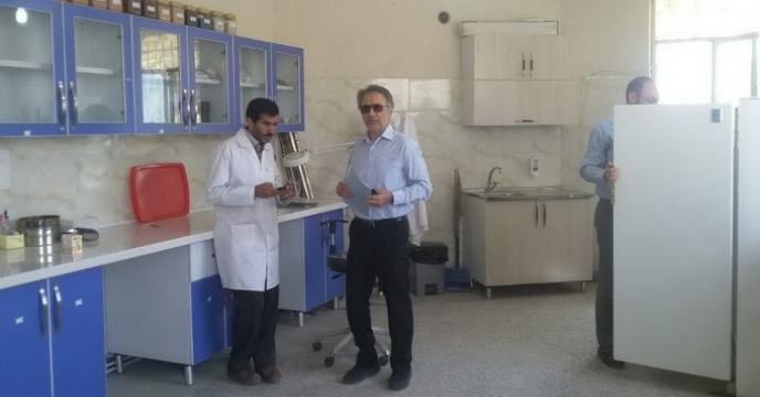جلسه توسعه سطح زیر کشت دانه های روغنی کلزا در استان آذربایجان شرقی