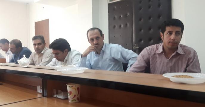 برگزاری جلسه کارگروه نظارت بر تولید و توزیع مواد کودی