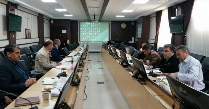 بررسی تخلفات تولیدکنندگان و توزیع کنندگان بذر در جلسه کمیته فنی بذر استان خراسان شمالی