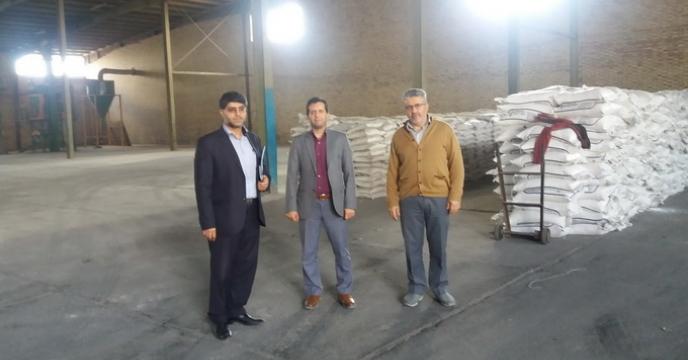 گزارش بازدید از انبار های استان سمنان