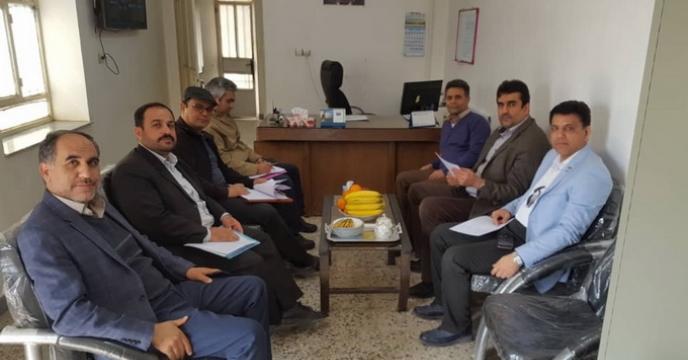 بازدید  مدیر محترم فنی و بهبود کیفیت بذر ونهال به همراه گروه ارزیابی شرکت های تولید بذر از استان خوزستان