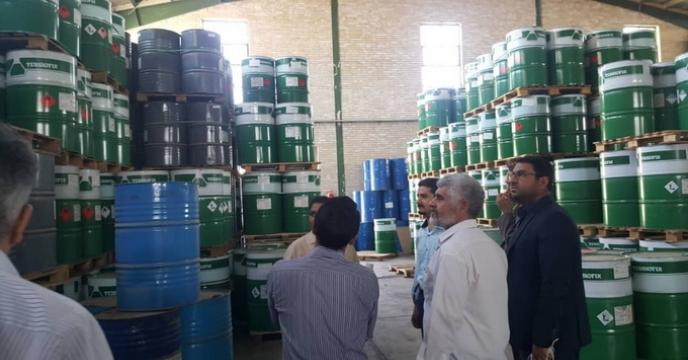 ارسال گزارش بازدیدگروه پایش از شرکت بهبود نهاده های پارس