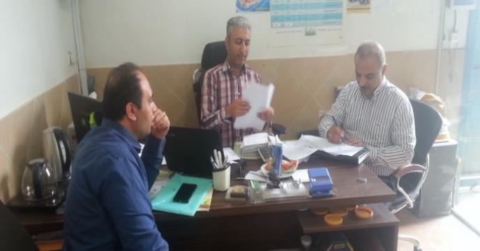 بازدید از کارگزاران استان گلستان