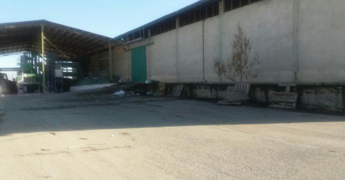 بازدید کارشناس بیمه از انبارهای استان مرکزی