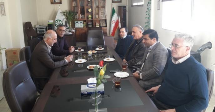 بازدید گروه پایش ستادی از استان اصفهان