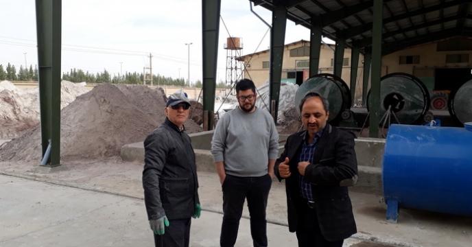 بازدید از کارخانجات تولیدکننده کودهای شیمیایی، استان تهران