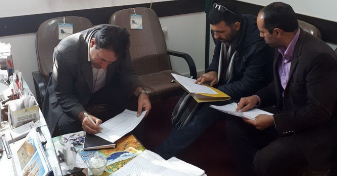 گزارش بازدید کارگروه پایش در استان قم