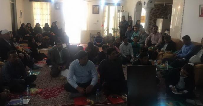 برگزاری کارگاه آموزشی تغذیه گیاهی در مزارع گندم و کلزا استان بوشهر