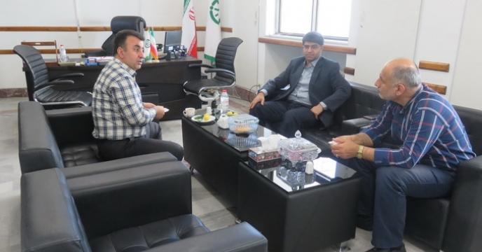 دیدار مدیر سمنان از استان مازندران