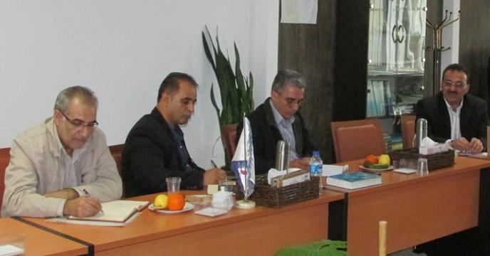 افتتاح بخش مجازی تحقیقات فنی و مهندسی کشاورزی در  استان مازندران