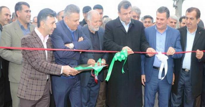 افتتاح 91 پروژه بخش کشاورزی در استان مازندران