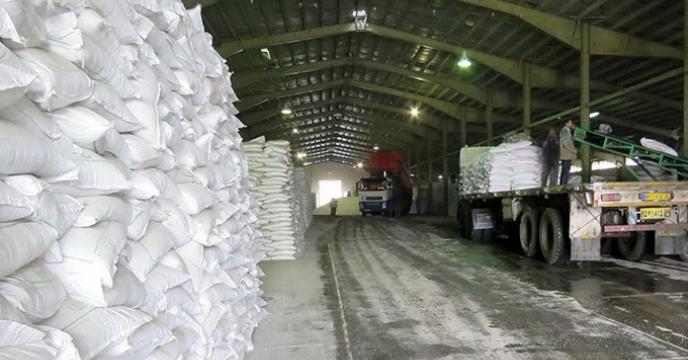 از ابتدای سالجاری تاکنون مقدار 36,169,000 کیلوگرم کود شیمیائی توسط شرکت خدمات حمایتی کشاورزی استان همدان توزیع شده است
