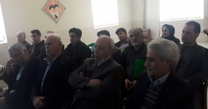 نشست هم اندیشی شرکت خدمات حمایتی استان اصفهان با مدیریت جهادکشاورزی