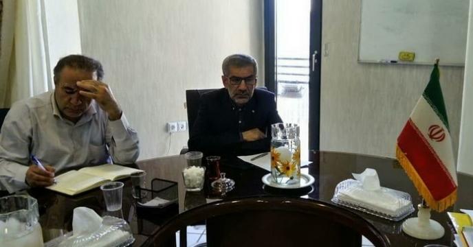 برگزاری جلسه کارگروه نظارت بر توزیع نهاده های کشاورزی در استان فارس