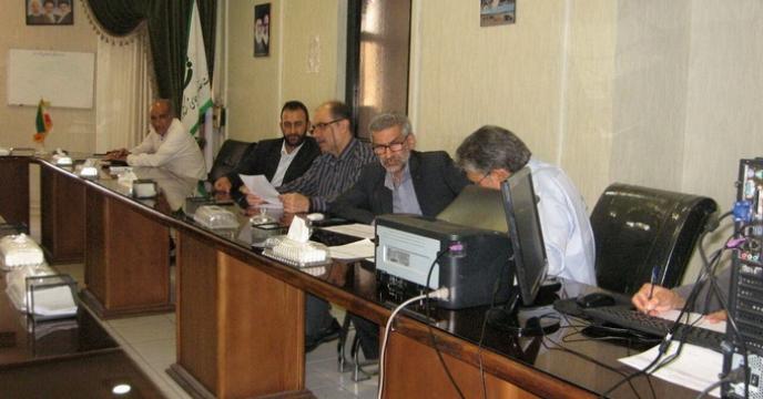برگزاری جلسه مناقصه نیروهای حفاظتی شرکت خدمات حمایتی کشاورزی استان فارس