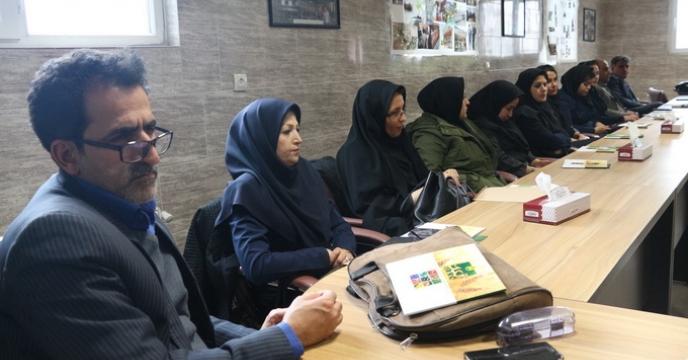چهارمین گردهمایی فصلی کارگزاران استان تهران